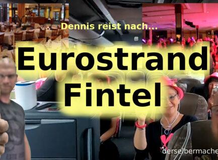 Partytime Eurostrand – die kleine Auszeit